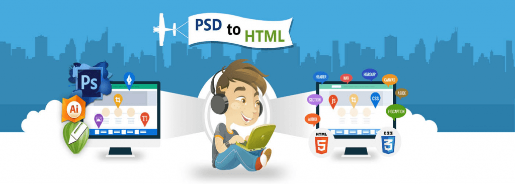 Few Tips To OutSource Your First PSD To HTML Project