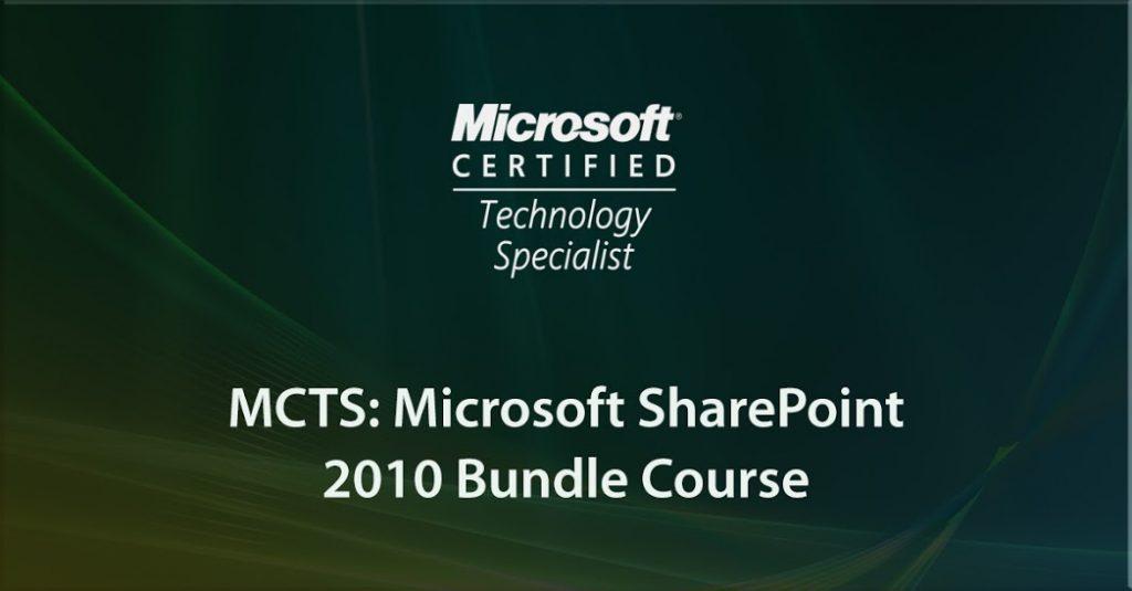Exam 70-667 Microsoft SharePoint Configuring Certification