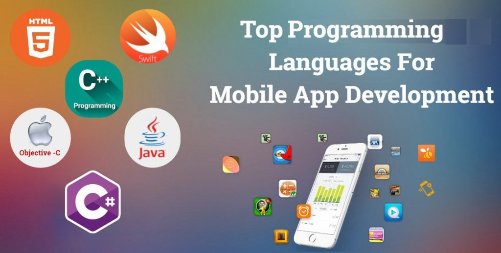 Top 5 Trending Programming Languages to Develop Mobile Apps