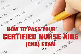 CNA Practice Test For Nurse Aide Exam Preparation