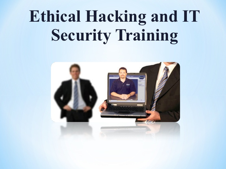 Training for Ethical Hacking and IT Security