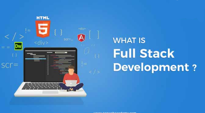 What Defines a Full Stack Web Development? A Brief Study