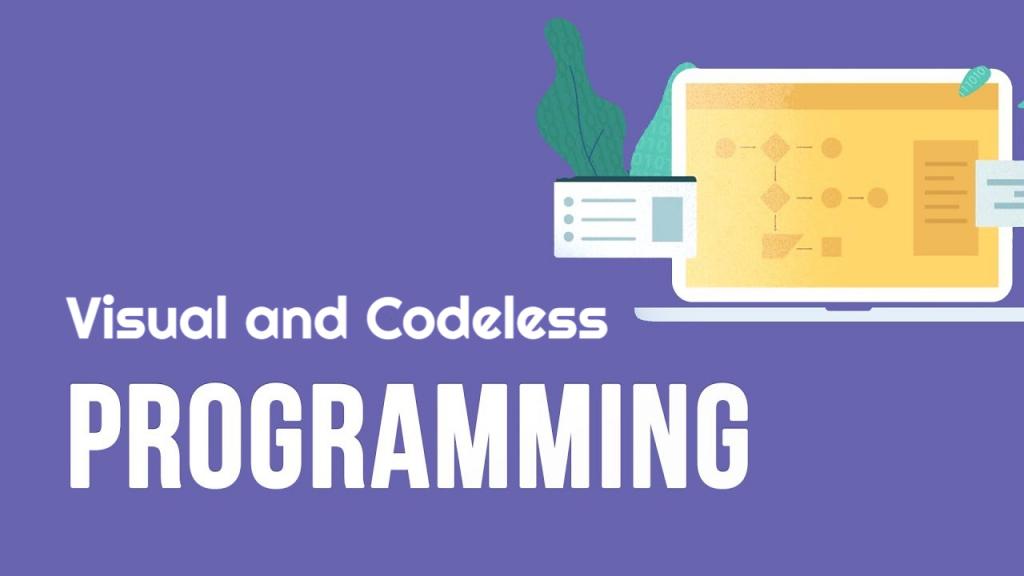 Visual and Codeless Programming