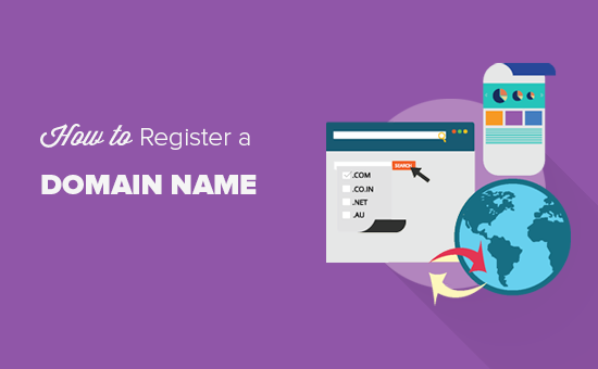 Pick Up Your Own Domain Name