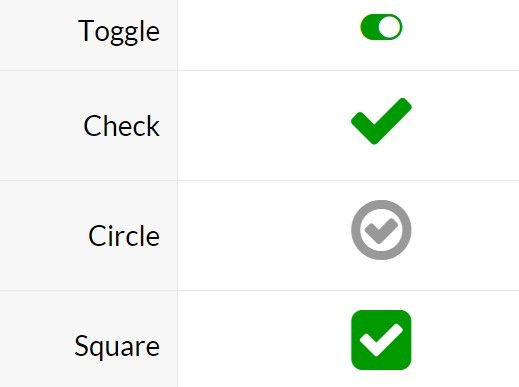 Select and Toggle Checkboxes With JQuery
