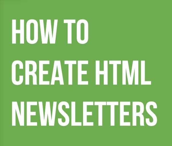How to Create HTML Email Newsletter