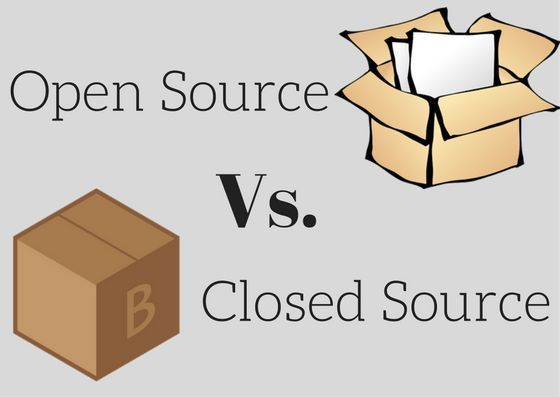 Differences Between Open Source And Closed Source Frameworks