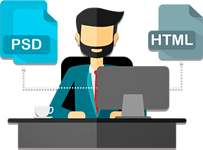 PSD to HTML Conversion and Its Benefits