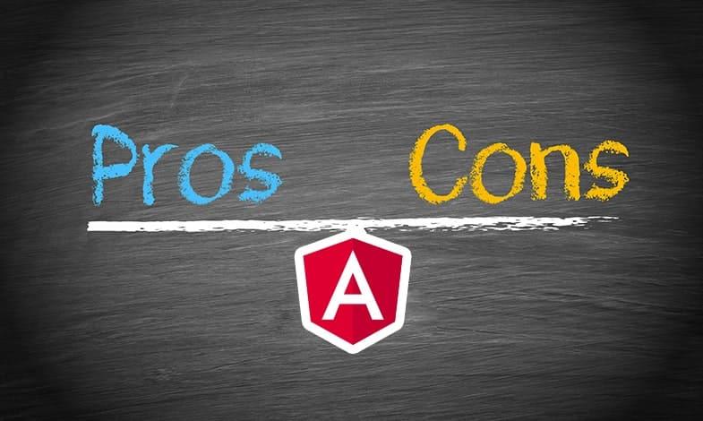 Pros And Cons of Choosing AngularJS Web Development
