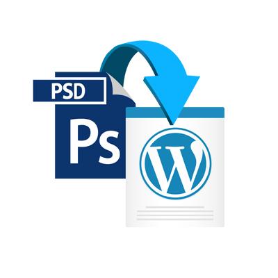 Successful PSD To WordPress Conversion
