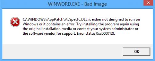 How To Fix 0xc000012f Error in Windows 10