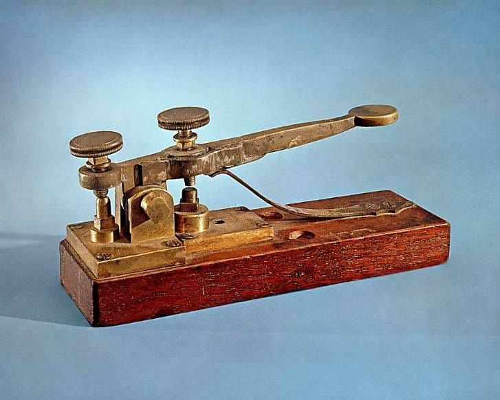 The Secret to Samuel Morse and His Electric Telegraph