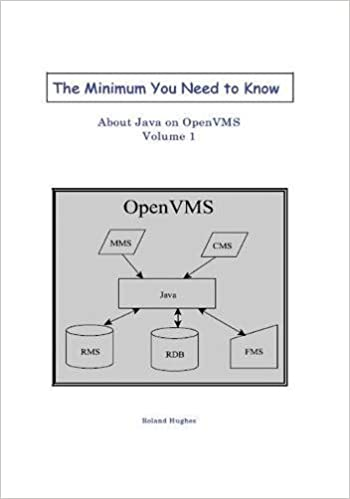The Minimum You Need to Know About Java on OpenVMS By Roland Hughes