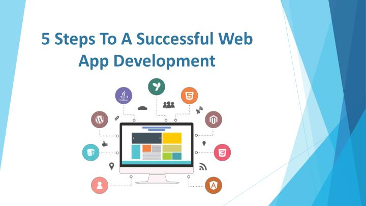 Step by Step of Web Application Development