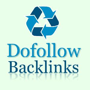DoFollow - High PR DoFollow Backlinks