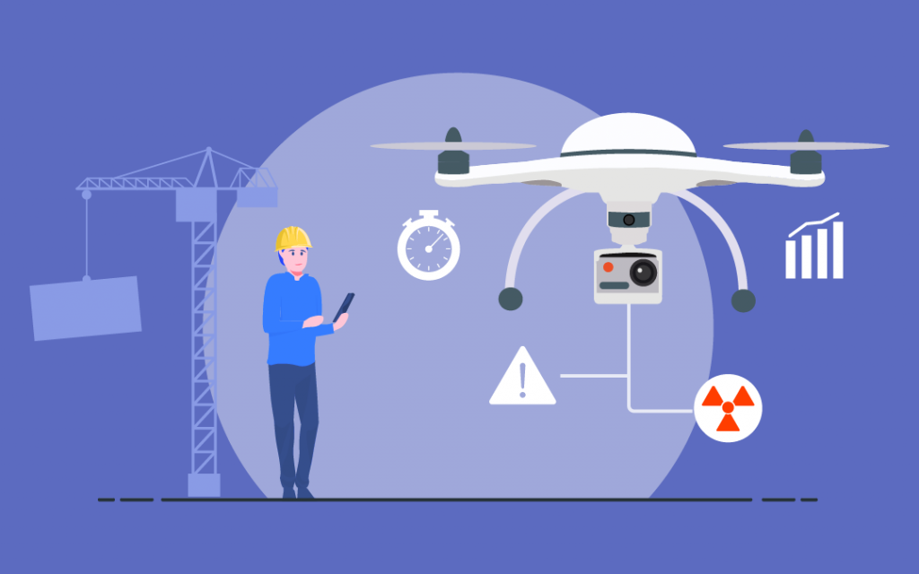 Drones in Business Software & Services