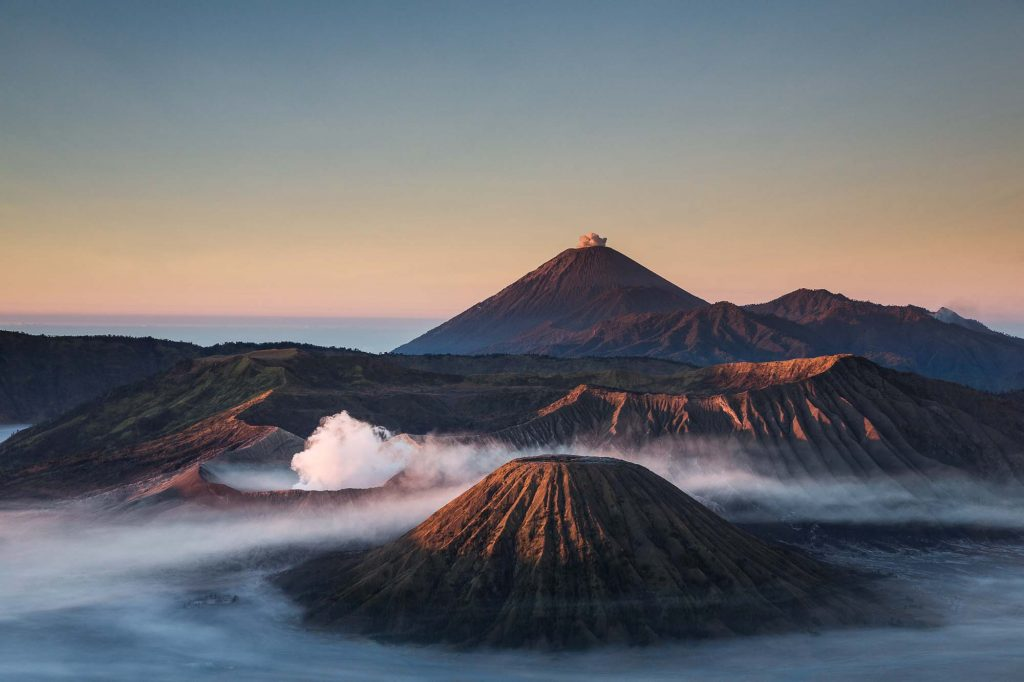 A Tour to East Java and Mount Bromo in Indonesia