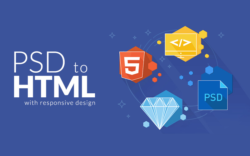 Converting Your PSD to HTML Code