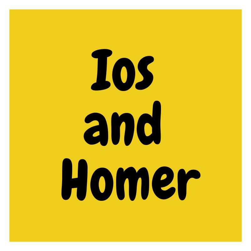 Ios and Homer