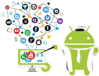 Smartphones And Android Development Go Hand In Hand