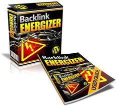 Backlink Energizer - Backlink Energizer is created by Steve Aylor
