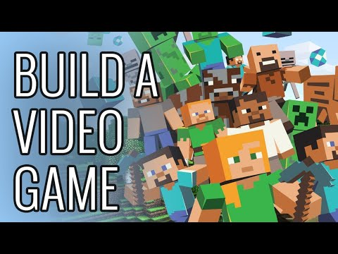 Make Your Own Video Games For PCs and Consoles