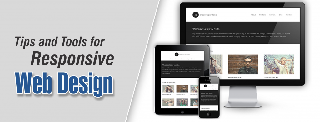 Significant Tools For Responsive Website Design