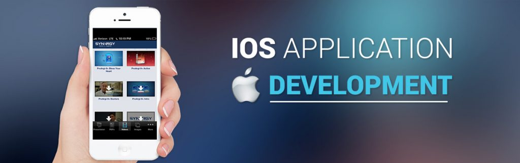 Why IOS Application Development Is Preferred for Business Applications