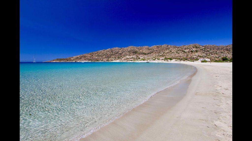 Greece Ios Manganari Beach