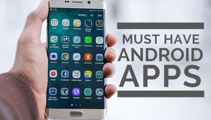 6 Must-Have Android Apps