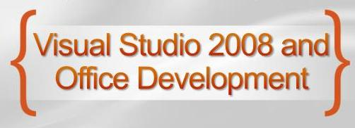 How-To Develop Excel Applications With C-Sharp and VSTO 2008
