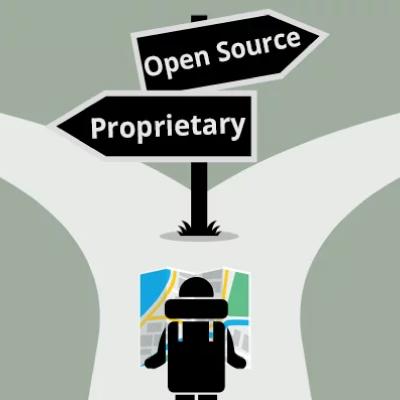 Open Source Vs Proprietory Software for Web and Mobile Development