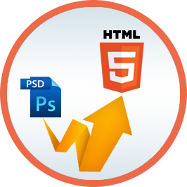 Analysis Of a Service Provider for PSD to HTML Conversion