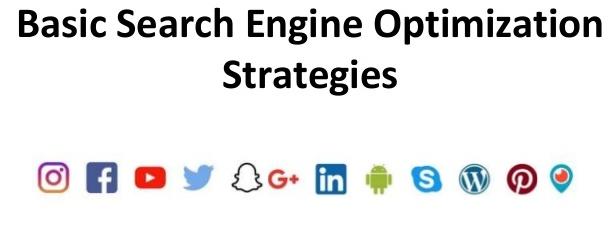 4 Search Engine Optimization Strategies