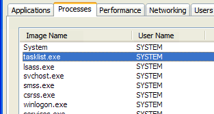 "How to Fix ""Tasklist"" Error MS windows program"