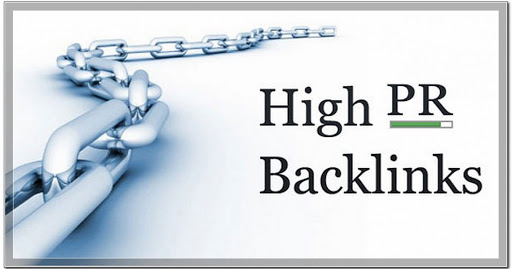 High PageRank Sites to Get BackLinks