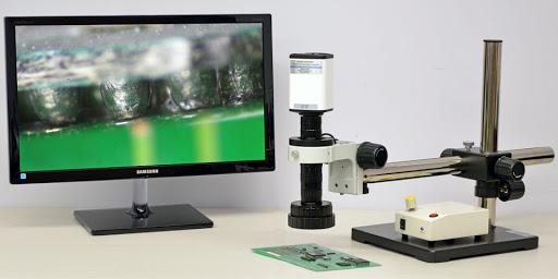 BGA Inspection System for BGA Soldering