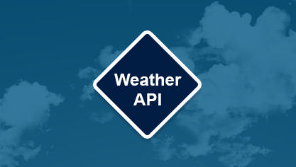 How to use google weather API in your web page