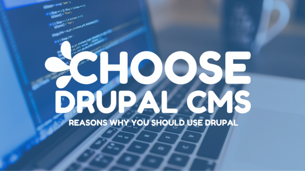 Why Drupal CMS Is the Best Base for Your New Website